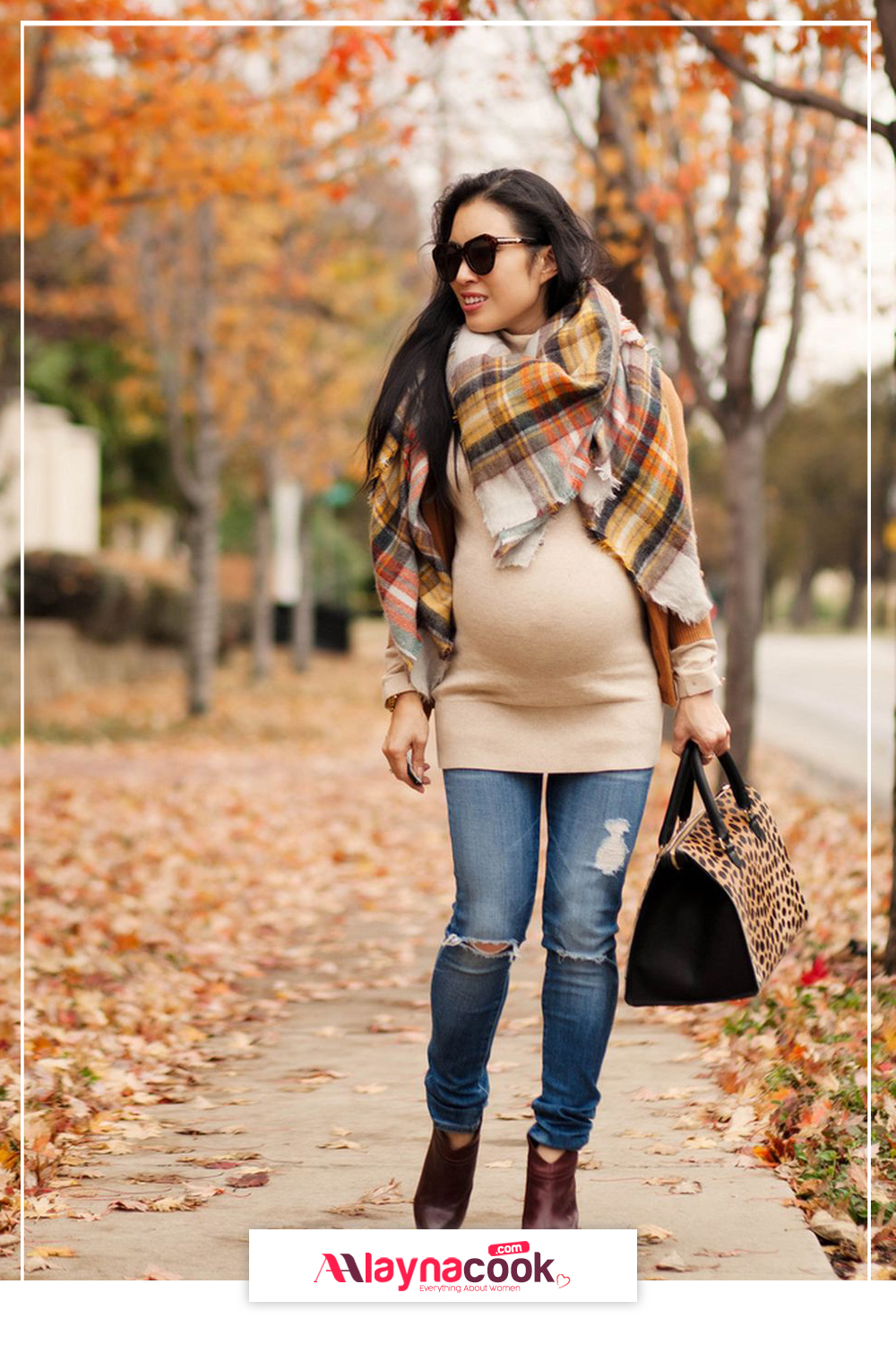 The Best Winter Maternity Outfits Ideas
