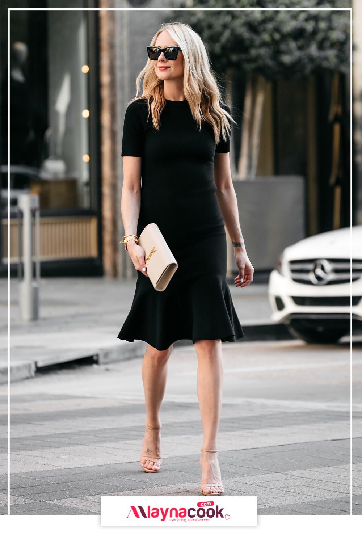 Black Dress Models for Effortless Elegance