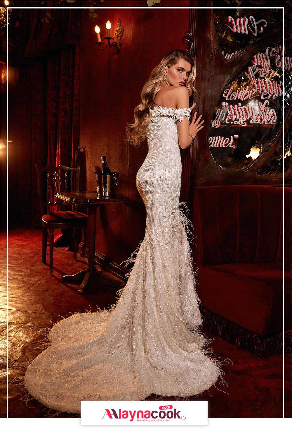 Anna Sposa Couture 2021 Wedding Dresses
