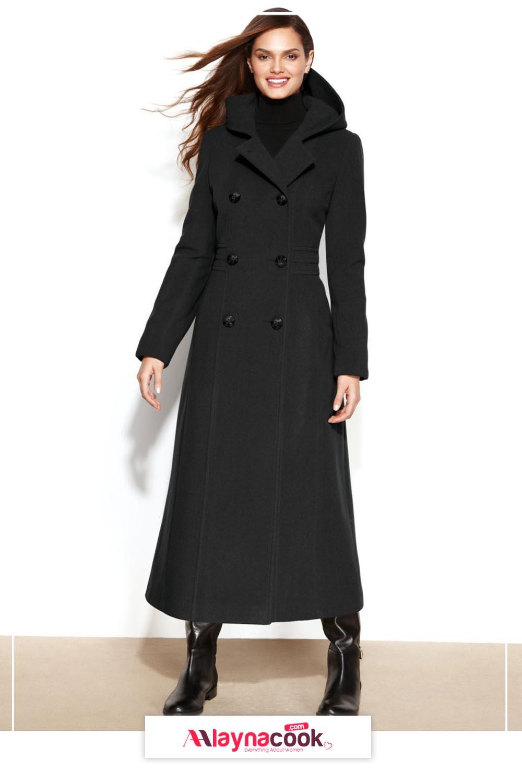 Maxi Coat Outfit