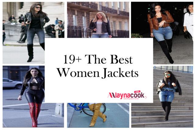 The Best Women Jackets