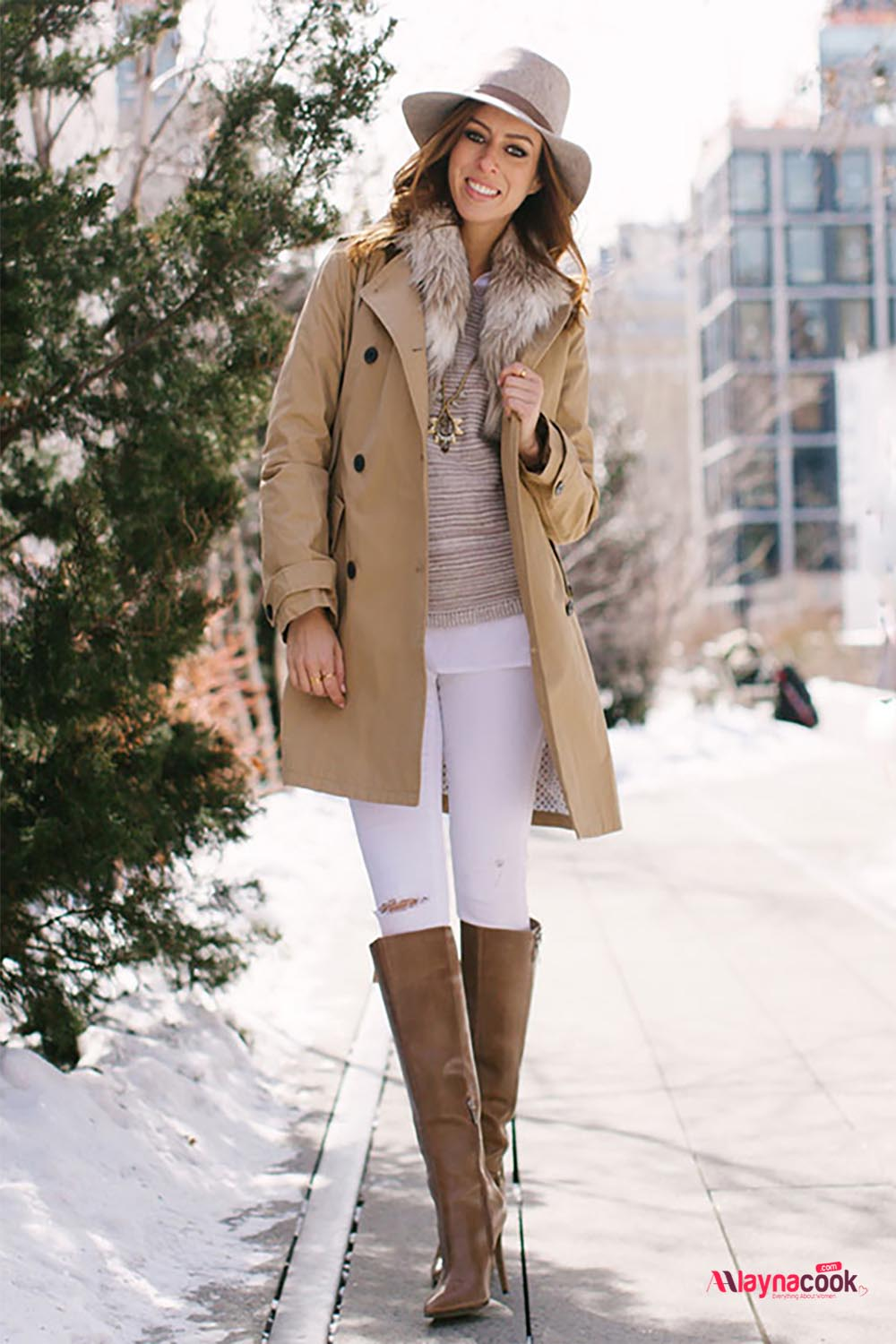 The best winter outfit